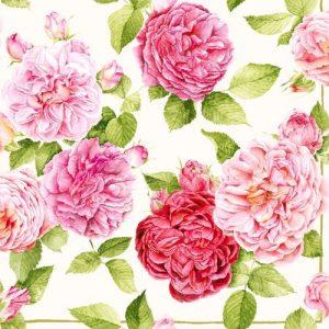 Guardanapo Decoupage Tulip Arts 33x33cm - Cód 13305875
